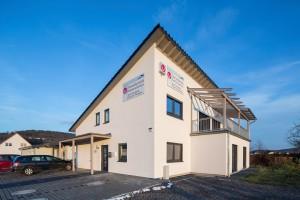 Praxisgebäude Tierarztpraxis Niederweimar